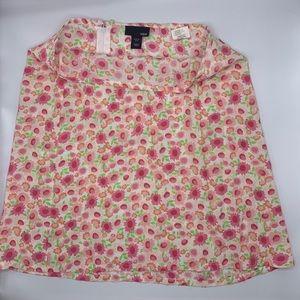 Summer Floral Skirt. Size 6. Mini Skirt. H&M